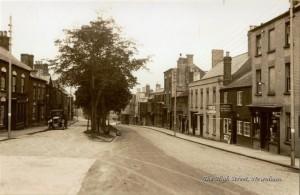 Bb 35.Church House etc late 1920's