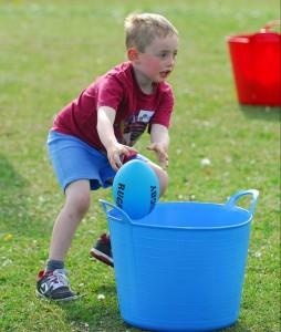 christopher ball in bucket
